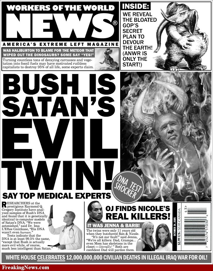Bush is Satan's Evil Twin!.jpg